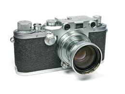 Leica IIIc postbellica