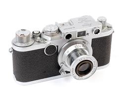 Leica IIf-nr rossi