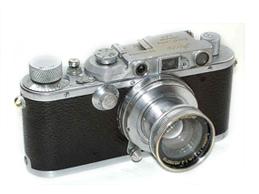 Leica III chrome